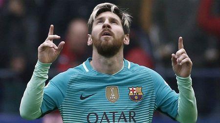 10 cot moc doi Messi trong nam 2017 - Anh 1