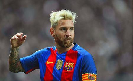10 cot moc doi Messi trong nam 2017 - Anh 2