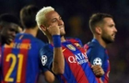 10 cot moc doi Messi trong nam 2017 - Anh 6