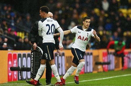 Kane, Alli cung lap cu dup, Tottenham danh sap phao dai Vicarage - Anh 3