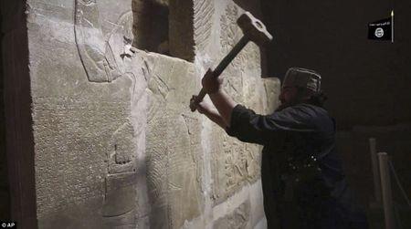Canh tan hoang o thanh pho co Nimrud bi IS tan pha - Anh 10