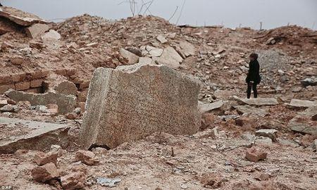 Canh tan hoang o thanh pho co Nimrud bi IS tan pha - Anh 2
