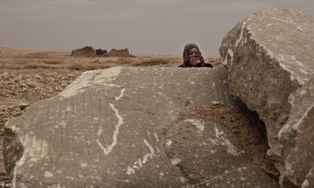 Canh tan hoang o thanh pho co Nimrud bi IS tan pha - Anh 3
