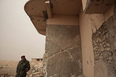Canh tan hoang o thanh pho co Nimrud bi IS tan pha - Anh 7