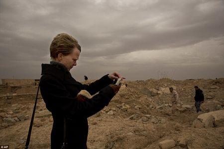Canh tan hoang o thanh pho co Nimrud bi IS tan pha - Anh 8