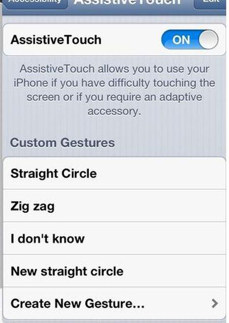 Meo nho giup khoa man hinh khi iPhone hong nut nguon - Anh 4