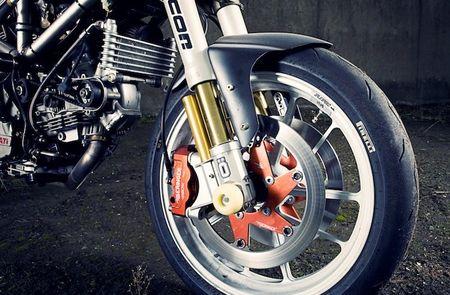 Ducati Multistrada do streetfighter 'tran trui' sieu doc - Anh 2