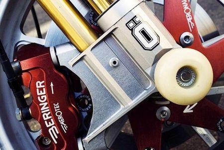 Ducati Multistrada do streetfighter 'tran trui' sieu doc - Anh 3