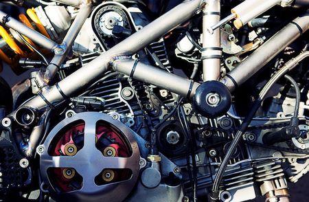Ducati Multistrada do streetfighter 'tran trui' sieu doc - Anh 5