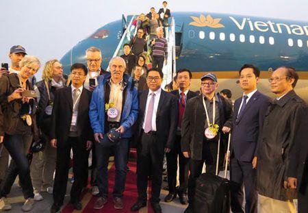 Khach Duc 'xong dat' Ha Noi - Anh 1