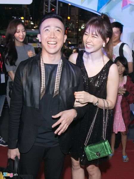 Tran Thanh: 'Toi va Hari Won dat duoc thoa hiep moi ket hon' - Anh 2