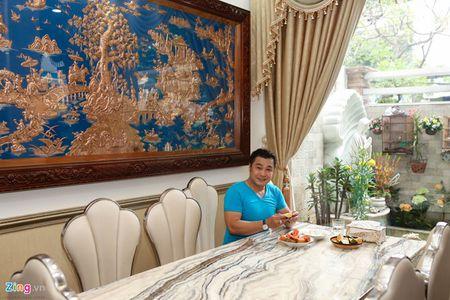 Kham pha biet thu moi xay sang trong, rong 700 m2 cua Ly Hung - Anh 8