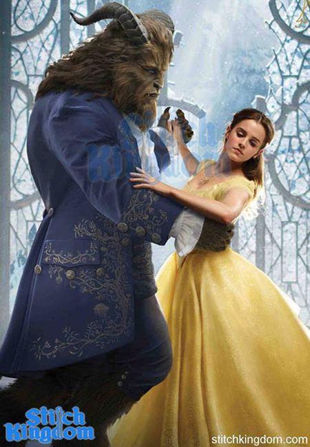 Emma Watson mo man nam moi an tuong - Anh 1
