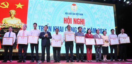 Hoi Luat gia Viet Nam trien khai cong tac trong tam nam 2017 - Anh 7