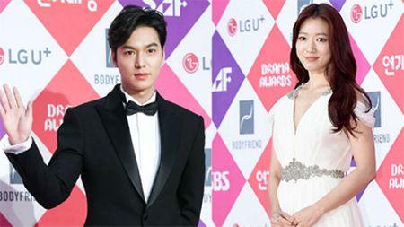 Song Hye Kyo dep tua nu than, Song Joong Ki banh bao tren tham do KBS 2016 - Anh 4