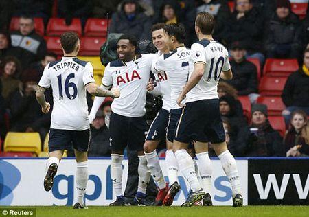 Watford – Tottenham: Hien ngang bay vao top 4 - Anh 1