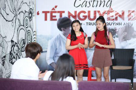 Tim – Truong Quynh Anh dien do doi casting dien vien cho MV moi - Anh 2