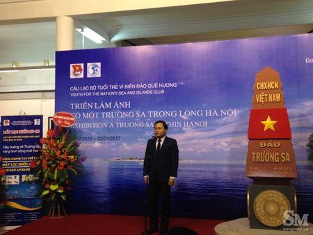 Tet Duong lich, len pho di bo Ha Noi ngam Truong Sa - Anh 2
