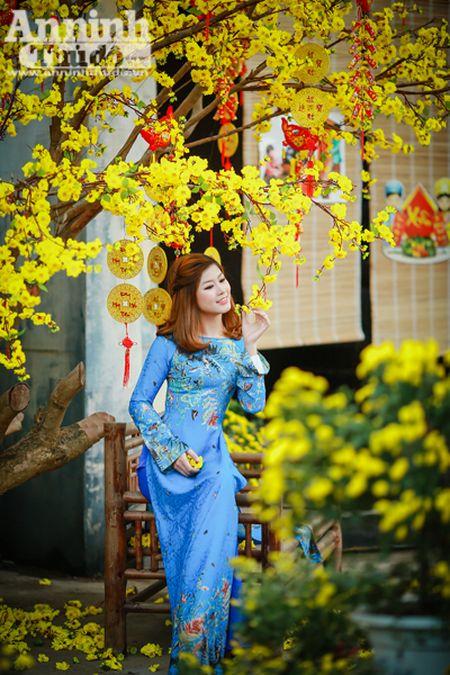 Gioi tre Ha Noi 'phat cuong' khung canh Hoi An ngay tai... Long Bien - Anh 10