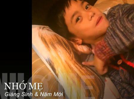Con trai ut ong Hoang Kieu yeu va nho Ngoc Trinh da diet - Anh 2