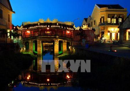 Quang ba Festival Di san Quang Nam 2017 den voi du khach - Anh 1