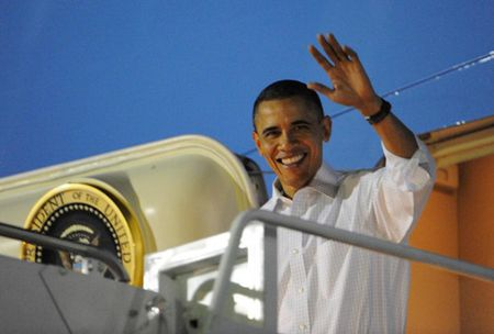 Tong thong Obama: Toi se chua roi di vao ngay 20/1 - Anh 1