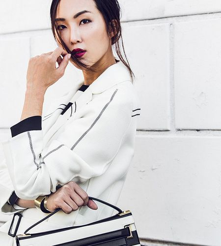 Cung hoc hoi 'bi kip' phoi hop trang phuc cho ngay dau nam tu 4 nang fashion blogger instagram - Anh 1