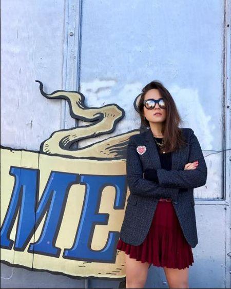 Cung hoc hoi 'bi kip' phoi hop trang phuc cho ngay dau nam tu 4 nang fashion blogger instagram - Anh 9