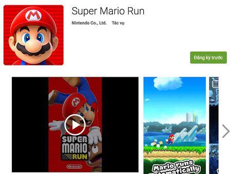 Can trong cac ung dung gia mao Super Mario Run - Anh 1