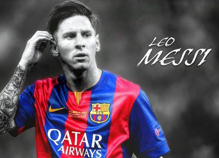 Barca va Messi: Tro choi can nao - Anh 1