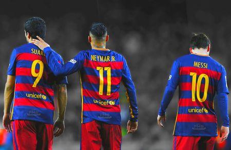 Barca va Messi: Tro choi can nao - Anh 3