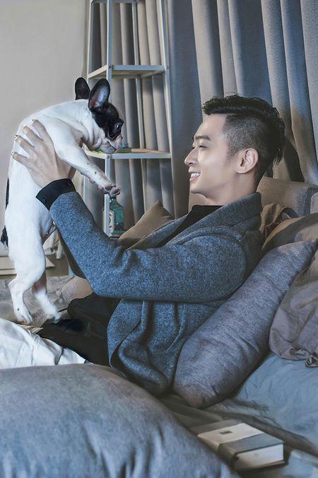 Slim V 'tang toc', tiet lo du an 'khung' 2017 - Anh 2