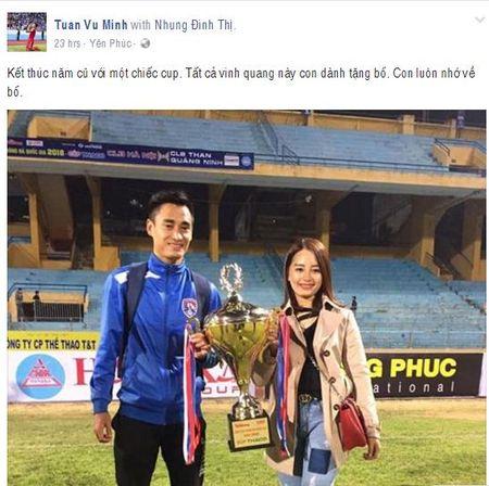 Xuan Truong, Cong Phuong han hoan don chao nam 2017 - Anh 1