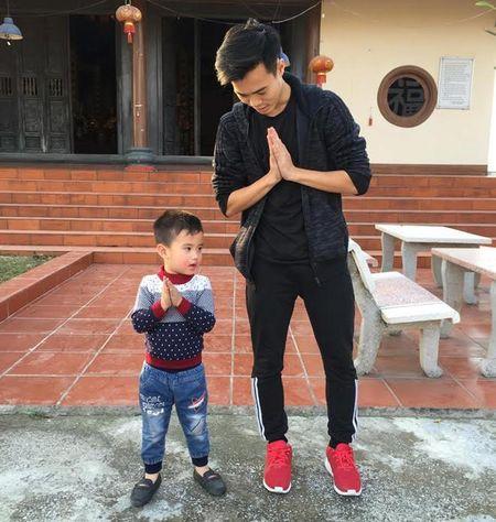 Xuan Truong, Cong Phuong han hoan don chao nam 2017 - Anh 2