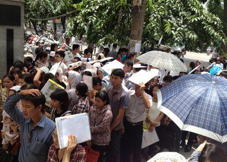 Nam 2017: Se giam manh cong chuc 'cap o' - Anh 1
