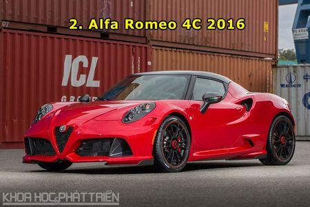 Top 10 xe hoi dep nhat nam 2016 - Anh 2