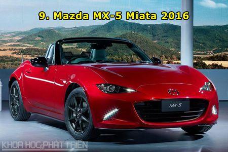 Top 10 xe hoi dep nhat nam 2016 - Anh 7