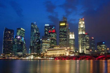 Singapore xay dung he thong quan ly giao thong hien dai cho drone - Anh 1