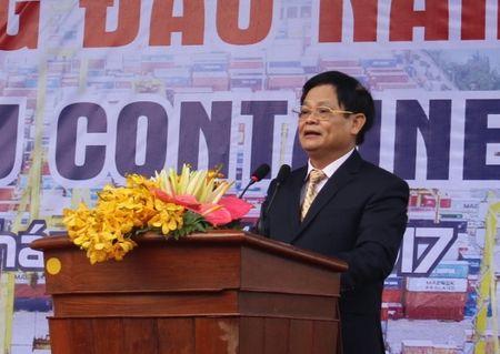 Cang Da Nang dat moc 7,25 trieu tan hang nam 2016 - Anh 1
