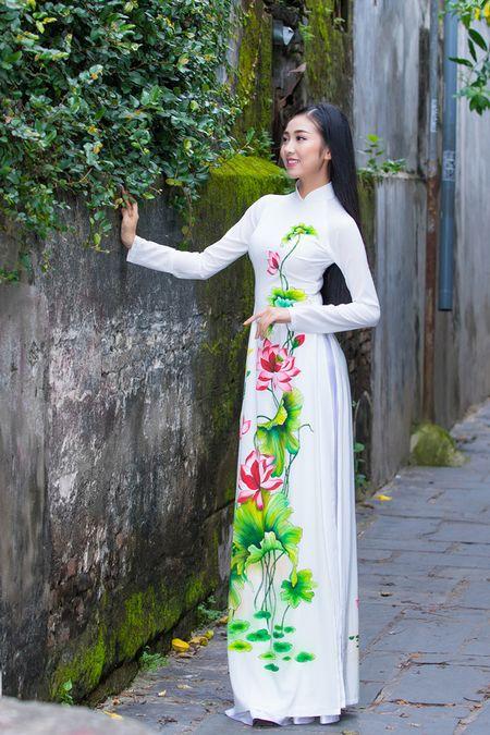 Thieu nu Quang Nam duyen dang trong ta ao dai - Anh 8