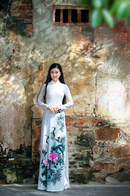Thieu nu Quang Nam duyen dang trong ta ao dai - Anh 9