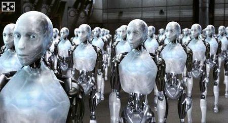 Apple dung robot de san xuat iPhone, nguoi lao dong se that nghiep? - Anh 1
