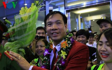The thao Viet Nam: Cho doi cu hich moi trong nam 2017 - Anh 1