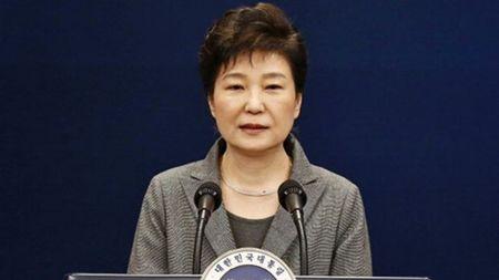 Tong thong Park Geun-hye bac bo cao buoc trong be boi chinh tri - Anh 1