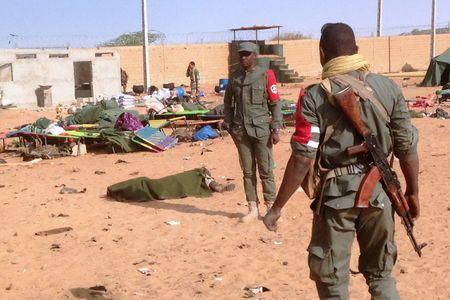 Phien quan than Al-Qaeda nhan danh bom kinh hoang o Mali - Anh 1