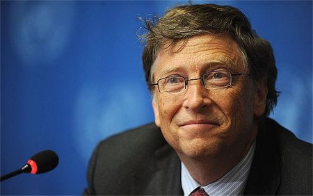 Ty phu Bill Gates tai tro nghien cuu vaccine moi ngua benh dich - Anh 1
