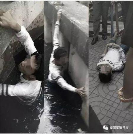 Chup hinh, live stream nguoi dang chet duoi ma khong cuu - Anh 2