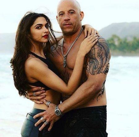 Dan my nhan cuc sexy ben Vin Diesel trong bom tan 'xXx' - Anh 2