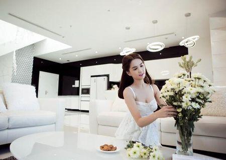 Ngoc Trinh rao ban can ho penthouse dang o tri gia 17 ty dong? - Anh 10