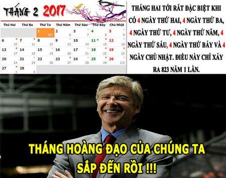 HAU TRUONG (19.1): Van Gaal 'nghien cuu thuoc ngu', Arsenal toi thang hoang dao - Anh 4